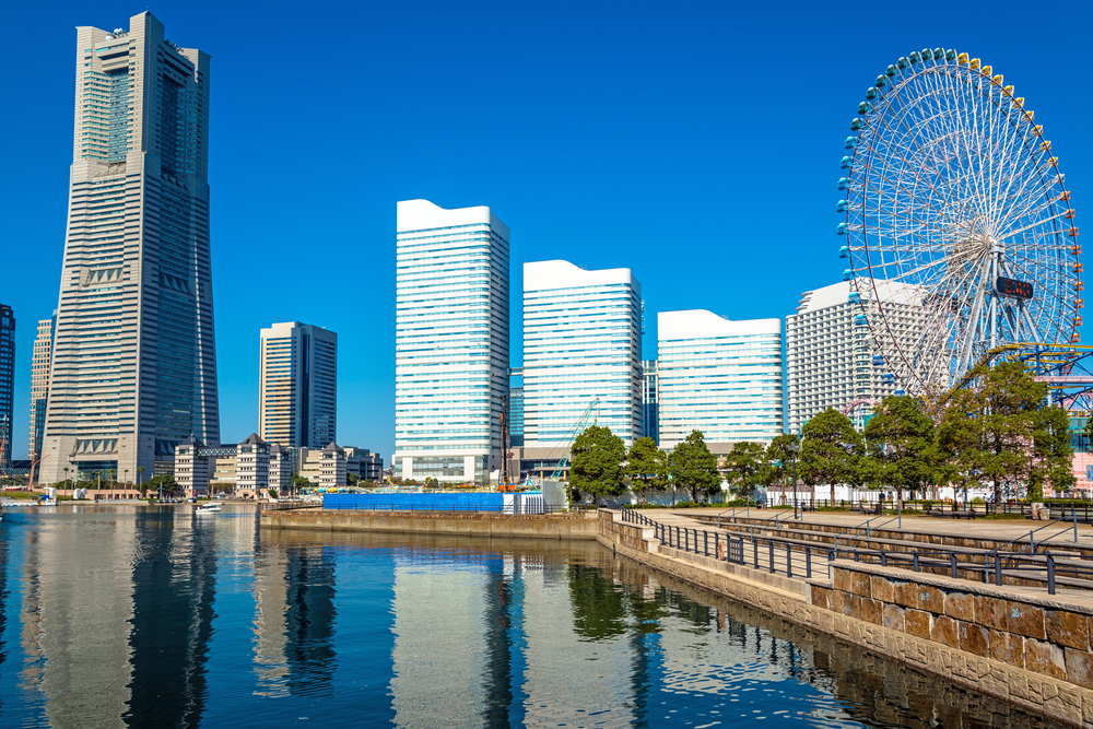 Yokohama Port City