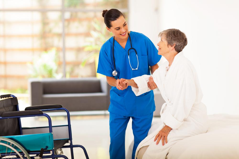 Old Persons Nurse