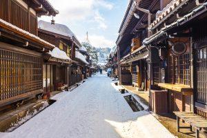 Takayama Traditional Street