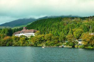 オリックス不動産、8月箱根・芦ノ湖畔に旅館オープン。グループ初、新築施設での開業