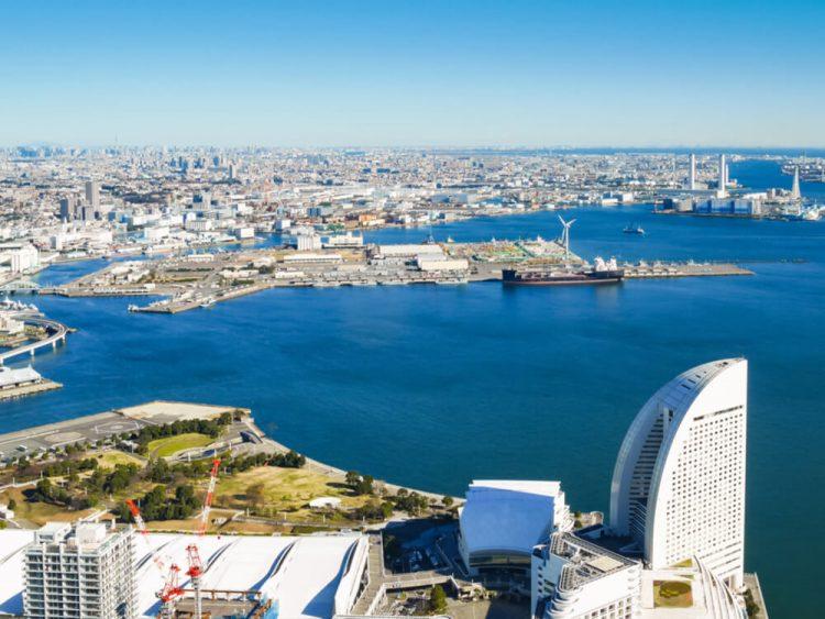 「神奈川県横浜市中区」のホテル建設データ ※2017年8月時点データ