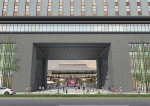 積和不動産、東急ホテルズが日本初の寺院山門一体ホテル着工。2019年度開業予定