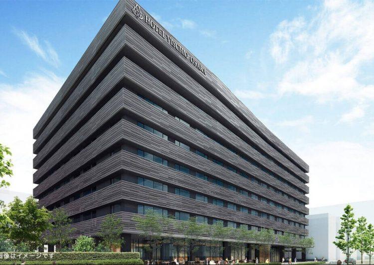 JR西日本、大阪駅北、新ブランドホテル「ヴィスキオ」2018年6月6日開業