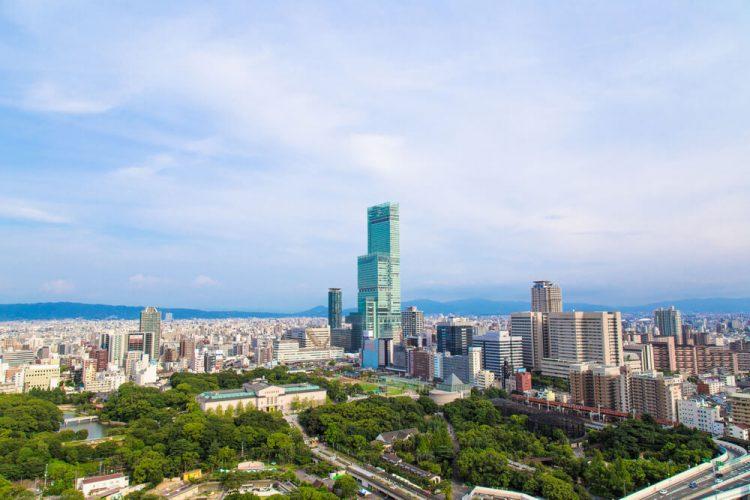 関西2府4県の基準地価上昇率、1位京都、2位大阪。訪日外国人観光客の影響大きく