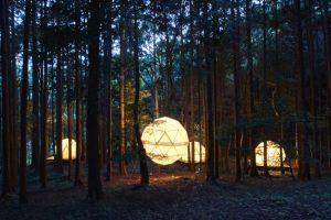 「泊まれる公園」が静岡県沼津市にオープン。青少年自然の家の施設をリノベーション