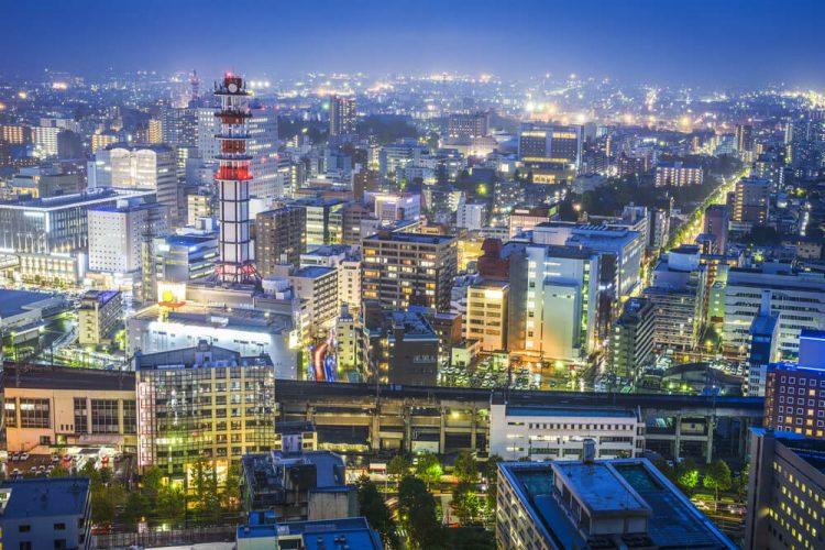 仙台駅東口の基準地価20%近く上昇。商業施設の開業や自由通路拡幅で東西格差縮小