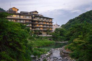 インターコンチネンタルグループ、箱根に全室温泉付の日本初進出ブランドオープン