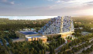 キプロス・コンソーシアム、ヨーロッパ最大の統合型リゾート「シティー・オブ・ドリームス メディテレーニアン」の計画を発表、2021年開業予定。