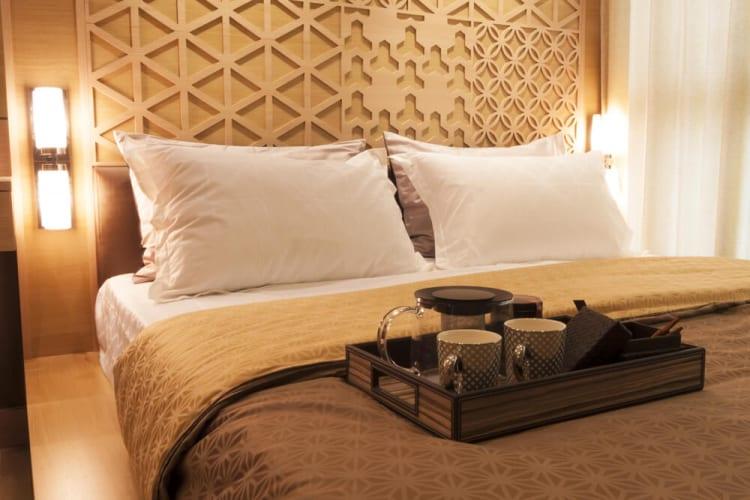「ホテル・アンドルームス新大阪」が2018年10月1日に開業、1階にそば屋を営業予定。