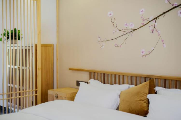ヒノキヤグループがホテル事業に参入、第一弾となる「レジデンシャルホテル IKIDANE 町屋」をオープン。