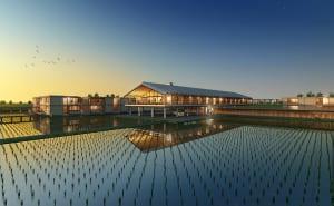 日本最大規模の木造客室数をもつ「SHONAI HOTEL SUIDEN TERRASSE」が8月1日にプレオープン。