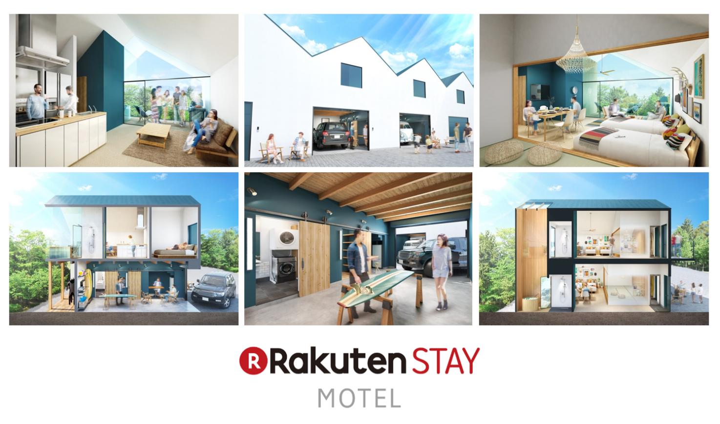 楽天LIFULL STAYと東京アライブエステート、「Rakuten STAY MOTEL」の販売における業務提携に合意。