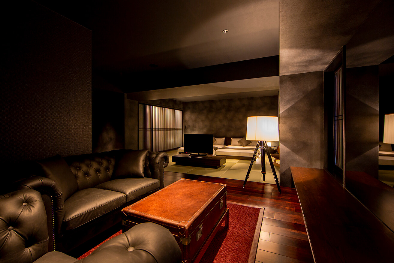 畳敷きの旅館スタイルホテル「PROSTYLE旅舘 横濱馬車道」が8月10日にオープン