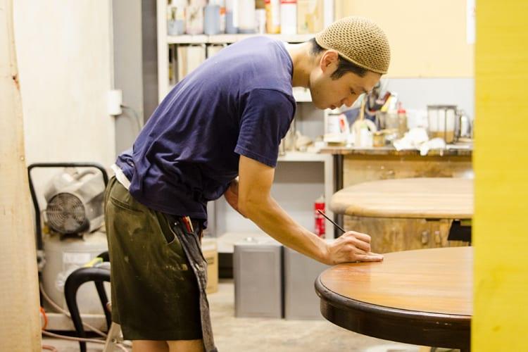 家具業界の常識を変え挑戦し続ける、フィールドアロー【Vol.3】大切な家具に、再び命を吹き込む瞬間