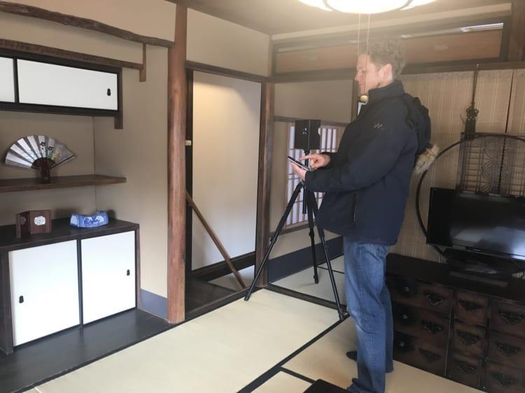 ホテルなどの屋内3D撮影サービス「3Dウォークスルー for HOTELS」がリリース