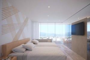 アマネク、宿泊特化の地域活性化ホテル「(仮称)ホテル アマネク別府」の建設プランを発表。2021年春の開業を目指す