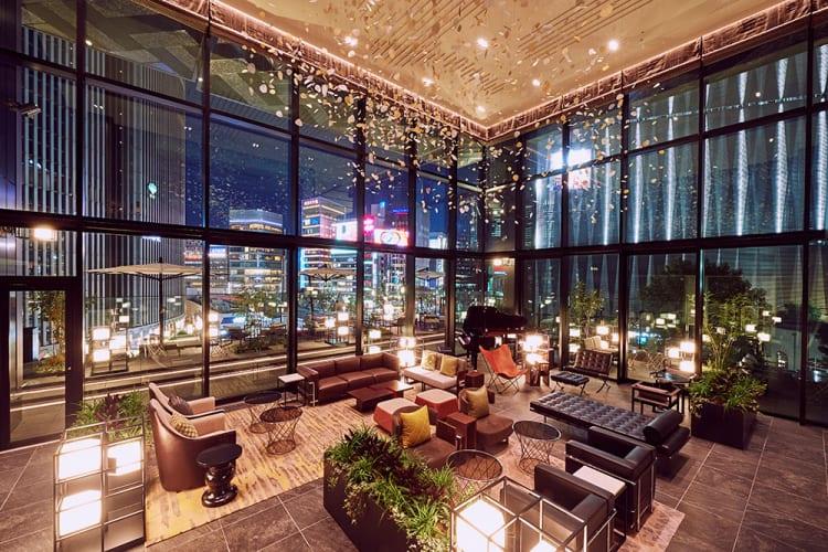 銀座の街に新たな彩りを。「THE GATE HOTEL 東京 by HULIC」が12月14日にオープン。
