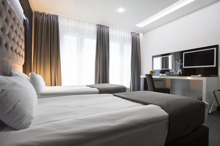 コロナウイルスの拡散を防ぐ、抗ウイルスのホテルベッドが発売予定!