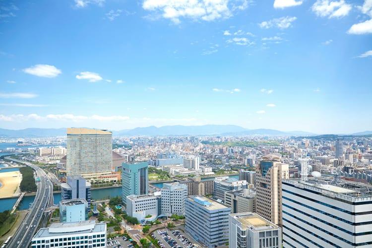「天神ビッグバン」活用で高級ホテルが次々進出、福岡の新たな観光の顔に