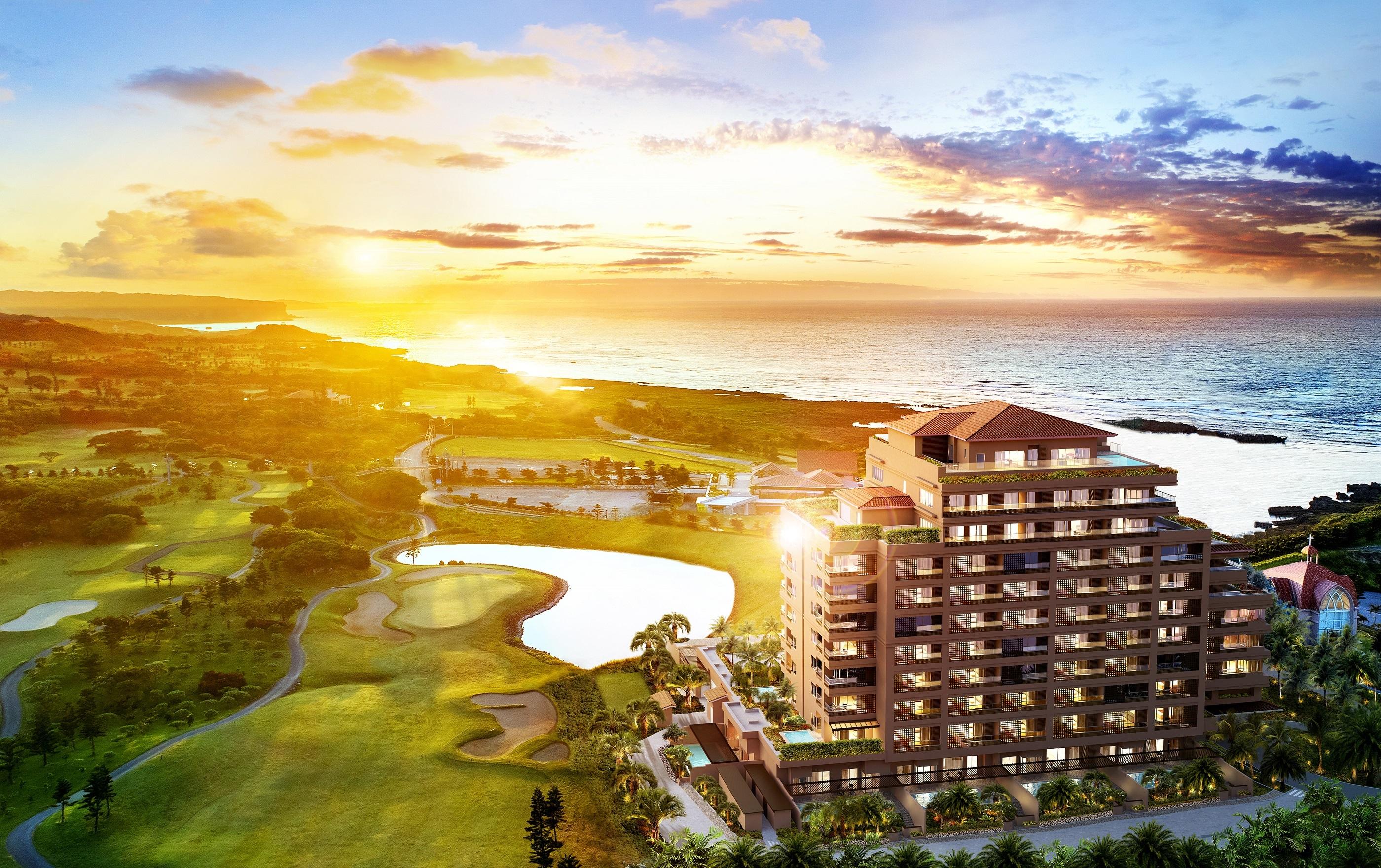 ユニマットプレシャス、沖縄・宮古島に「ホテルシギラミラージュ」を2019年4月に開業