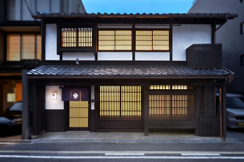 ワコール、京都・御所南エリアに京町家をリノベーションした宿泊施設『京の温所 麩屋町二条(ふやちょうにじょう)』を開業