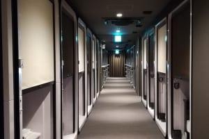 東京ドームシティ内に誕生するハイグレードなカプセルホテル『ファーストキャビン 東京ドームシティ』