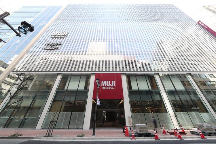 良品計画、銀座に世界旗艦店「無印良品 銀座」ほか、「MUJI Diner」「MUJI HOTEL GINZA」を4月同時オープン