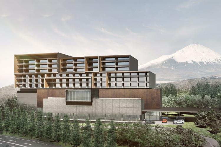 ハイアットのホテルブランド『アンバウンド コレクション by Hyatt』、2022年度に富士スピードウェイ内に誕生