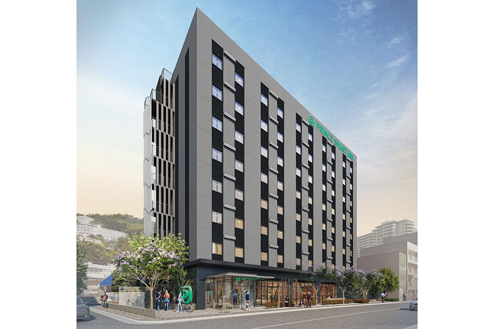 プリンスホテル、次世代型宿泊特化ホテル『プリンス スマート イン 熱海』を2020年夏に開業予定