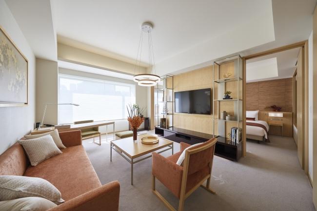 「ザ・キタノホテル 東京」が2019年4月に開業、グローバルスタンダードな和のおもてなしを提供