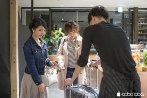 荷物一時預かりサービス『ecbo cloak(エクボクローク)』が有楽町マルイに導入、快適な買い物や観光を促進