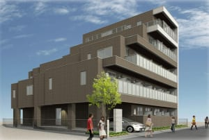 パナソニック ホームズが宿泊事業に参入、第1号物件『Vieuno Stay(ビューノステイ)』を東京都大田区に建築