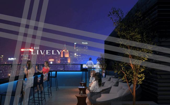グローバルエージェンツ、2019年8月にライフスタイルホテル「THE LIVELY(ザ ライブリー)大阪本町」を開業