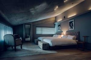 客室にアートを展示する「node hotel(ノードホテル)」が京都市・四条西洞院に2019年7月開業