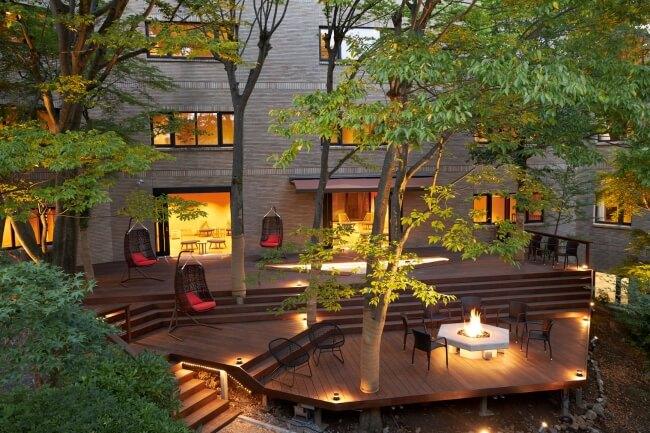 「箱根 ゆとわ」強羅に開業、ミレニアル世代をターゲットに新しい滞在スタイルを提案