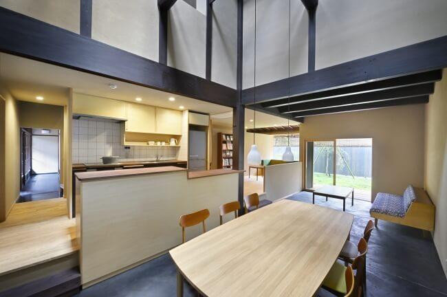 2019年10月「京の温所 西陣別邸」開業、京町家の趣を残し現代的にリノベーション