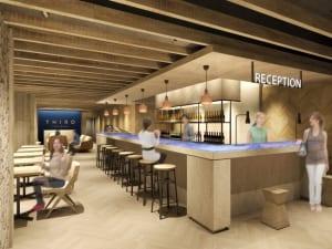 スターリゾート、石垣島初のライフスタイルホテル「THIRD石垣島」を2020年3月に開業