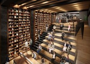 「numabooks」コラボしたホテル「TUNE STAY KYOTO」が京都市下京区に2019年11月開業