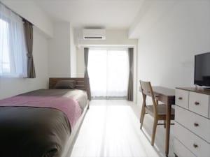 エアトリステイとレジデンストーキョー「民泊×マンスリーマンション」のハイブリッド運用を東京23区内で開始