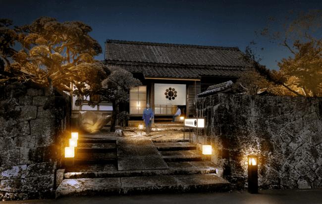 2020年3⽉「Nazuna 飫肥 城下町温泉 -小鹿倉邸-」オープン、築140年の武家屋敷を改修