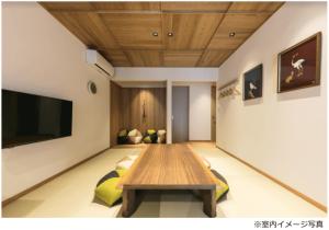 TABICTのスマートホテル『MUSUBI』シリーズ新店舗が博多区千代で竣工、一棟貸しの町家タイプで最大8名宿泊可能