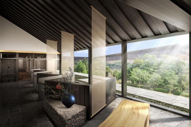 「ふふ」シリーズ新店が2020年6月に奈良公園内、7月に日光・田母沢御用邸付属邸跡地にオープン