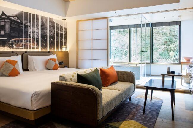 インターコンチネンタルホテルズグループ、日本初進出の「ホテルインディゴ」を箱根強羅に開業
