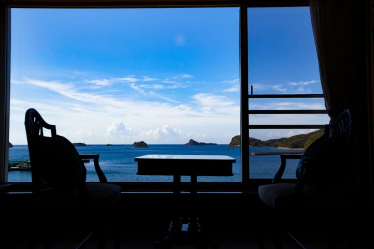 全室オーシャンビューの離島リゾート「壱岐リトリート 海里村上」2020年4月にリブランドオープン