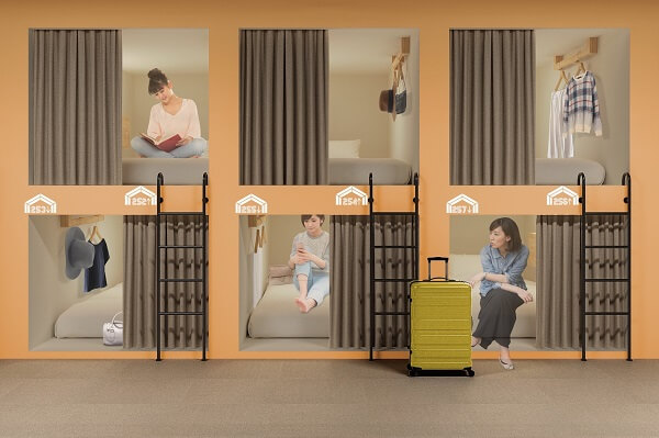 星野リゾート初のホステル「星野リゾート OMO3東京川崎」が2020年6月に開業