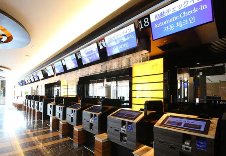 【アパホテル】アプリチェックイン専用機を全国のホテルに今秋より導入