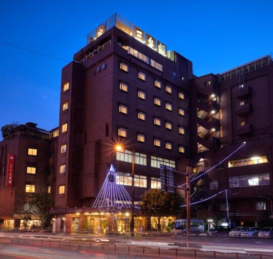 大分県別府市の「ホテル三泉閣」約12億円の負債を抱え自己破産