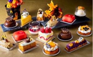 【9月・10月/土・日・祝日限定開催】ホテル日航大阪で「秋の味覚とハロウィンスイーツオーダーブッフェ」