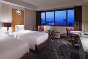 東京マリオットホテル 独自技術により快適な睡眠環境で五感を癒す 「Pure wellness room with airweave」を販売開始