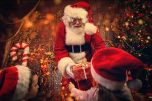 【ホテルニューオータニ大阪】ホテルに、ご自宅に、サンタクロースがやってくる!クリスマスプラン販売開始